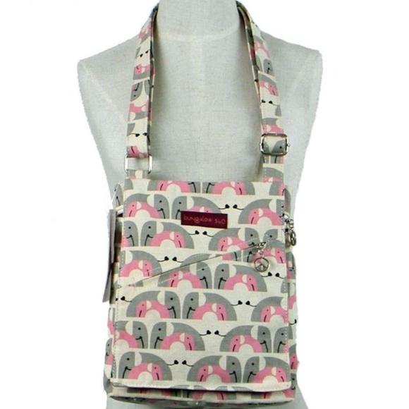 Bungalow 360 Handbags - Bungalow 360 sm Messenger Bag elephant crossbody f25d96e31f6e3
